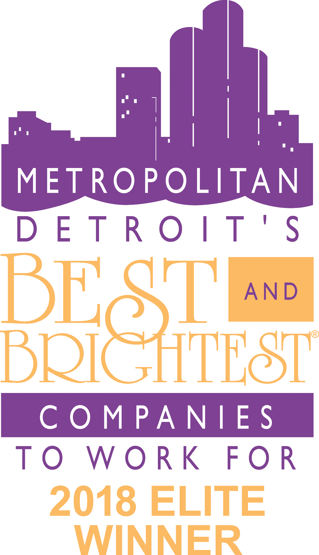 Technosoft named one of Metro Detroit's Best and Brightest Companies to Work For® 2018